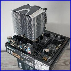 PC Bundle Gigabyte B550M + AMD Ryzen 7 3700X AM4 + bequiet! Shadow Rock 3 Kühler