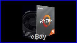 PC Bundle Kit Set AMD Ryzen 5 3600 X570 Mainboard DDR4 16GB 3000 2700