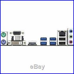 PC Bundle Kit Set AMD Ryzen 7 2700X B450 Mainboard DDR4 16GB 3000