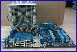 PC-Bundle i5 2500k 4x4,5GHz, ASUS P8P67 REV 3.1, 16GB RAM, bequiet! ShadowRock 2
