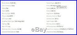 PLEXHD X79 Turbo Motherboard LGA2011 ATX Combos E5 2689 CPU 4pcs x 4GB = 16GB DD