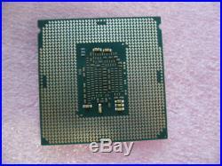 QTY 1x Intel CPU i7-6700 SR2L2 with motherboard MSI B150M-ICAFE LGA1151 COMBO
