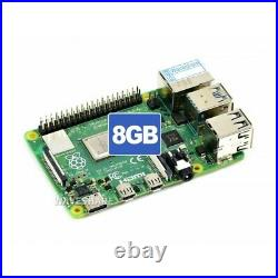Raspberry Pi 4 Model B 8GB RAM Completely Upgraded