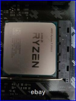 Ryzen 1700x with Asus B450 TUF