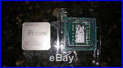 Ryzen 5 1600 (4 GHz), ASUS ROG Strix B350-I, Noctua AM4, HyperX 2933 16GB