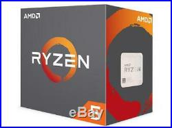 Ryzen 5 1600 And ASRock B450M Pro4 CPU Motherboard Combo NEW