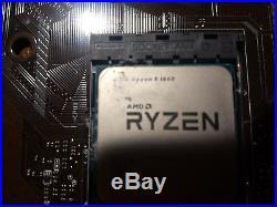Ryzen 5 1600 With Msi B350M Motherboard 2x8 gb ddr4