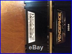 Ryzen 5 1600 With Msi B350M Motherboard 2x8 gb ddr4 2x256 Evo ssd and 1tb hhd