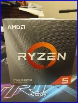 Ryzen 5 3600 / Asus TUF x570 Plus (WiFi) CPU and Motherboard Combo