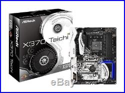 Ryzen 7 1800X with Asrock X370 Taichi AM4 ATX MotherBoard Combo