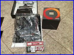 Ryzen 7 2700x + MSI B450M motherboard+16GB ddr4 -2666hz Ballistix match combo