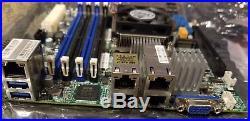 SUPERMICRO MBD-X10SDV-TLN4F Mini ITX Server Motherboard Xeon Processor D-1541