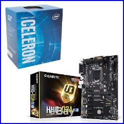 Special bundle- Gigabyte GA-H110-D3A Motherboard + Intel BX80677G3930 Processors