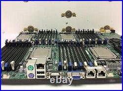 Super SuperMicro H8QGI+-F Quad AMD Opteron CPU Mother Board