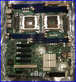 Supermicro X9DRL-IF Intel C602 Chipset Server Motherboard ATX Dual Socket 2011