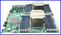 Supermicro X9DRi-LN4F+ REV 1.20 Motherboard 2x E5-2620V1 2.0GHz 6Core 8GB DDR3