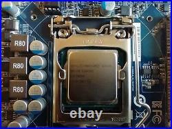 Thin Mini ITX 1150 Motherboard, Intel Dual Core CPU, 32GB mSata SSD, 8GB RAM