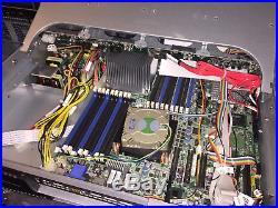 Tyan S7012 Motherboard LGA1366 2x Intel X5675 6-Core CPU DDR3 IPMI S7012GM4NR