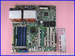 Tyan Thunder i7522 S5362 Motherboard S5362LF-EFI + 2x Xeon 3.6GHz CPU + 2GB RAM