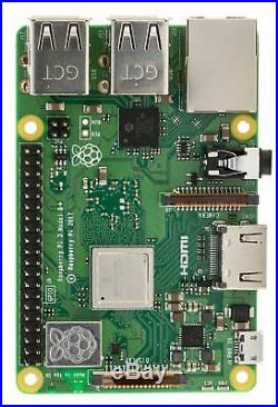 Vilros Raspberry Pi 3 B+ (B Plus) Complete Starter Kit