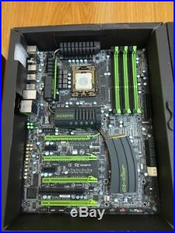 X58 Gigabyte G1. Assassin Gaming Motherboard + i7 990x CPU with original box
