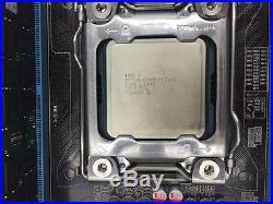 X79 ATX motherboard+E5 2670 SR0H8+DDR3 ECC/REG 8gX2=16G LGA2011 best combination