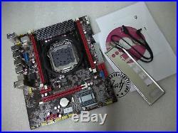 Motherboard Cpu Combo » X79 Motherboard INTEL LGA 2011 + 1x