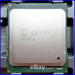 X79 X79G Motherboard Set with LGA2011 Combos Xeon E5 2620 CPU 2Pcsx4GB = 8 Q1X9