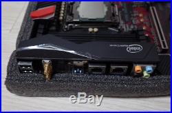 Xeon E5-2696v3 ES(2.3Ghz/18c/36t) + ASRock X99 Gaming i7 #1